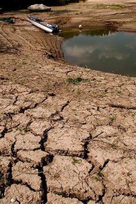 Dry soils