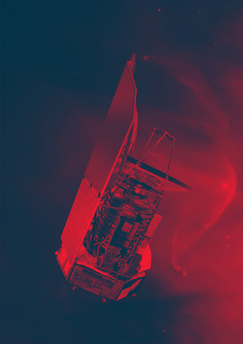 Far-infrared astronomy mission
