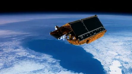 CryoSat-2, ESA's Ice Mission