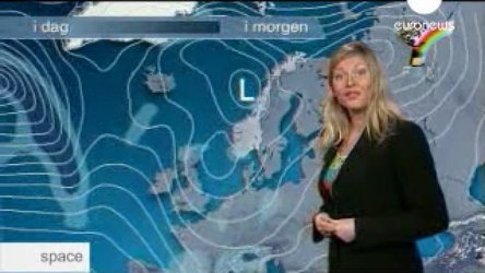 ESA Euronews: Tomorrow's weather