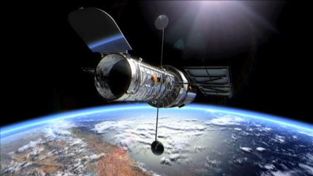 Hubble Space Telescope 20th anniversary
