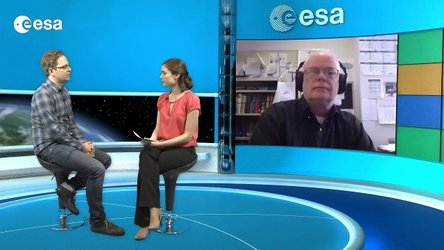 Interview with Andrew Shepherd and Erik Ivins on polar ice sheet melting.