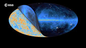 Revealing the cosmic microwave background with Planck