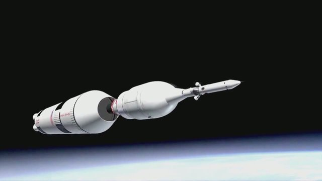 nasa orbiters orion dragon - photo #29