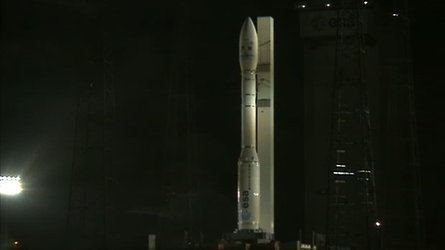 Launch transmission - Vega VV02 liftoff to Proba-V deployment