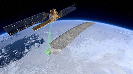 Sentinel-1 is the ideal mission for monitoring the polar regions