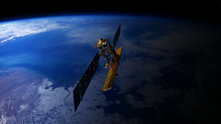 Sentinel-1A is the first in the family of Copernicus satellites