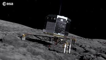Philae's mission at comet 67P