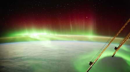 This timelapse video was taken by ESA astronaut Alexander Gerst.