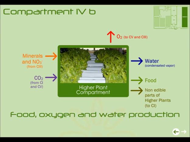 MELiSSA_Compartment_IVb_Higher_Plants_Co
