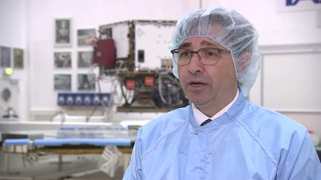 9810854b ESA Television - Videos - 2015 - 07 - LISA Pathfinder mission - Soundbites  – Cesar Garcia Marirrodriga, LPF Project Manager, ESA [English]