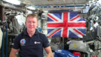 [7/24] Tim Peake's message to Her Majesty The Queen