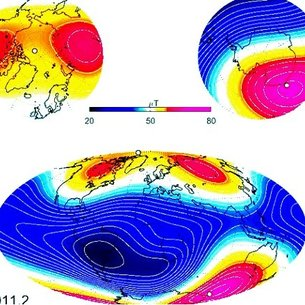 Earth's magnetic heartbeat / Swarm / Observing the Earth