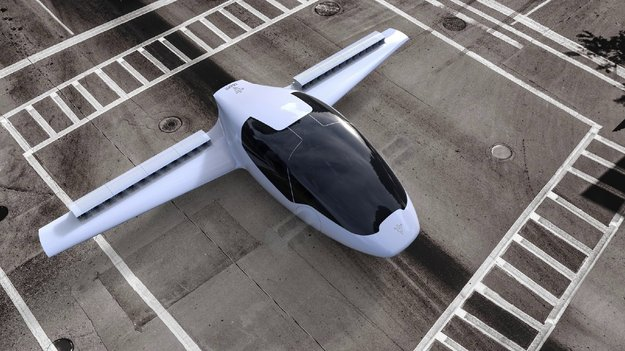 Personal aircraft aiming to take off from your home / TTP2