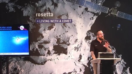 Rosetta science experts present the key discoveries made at the comet