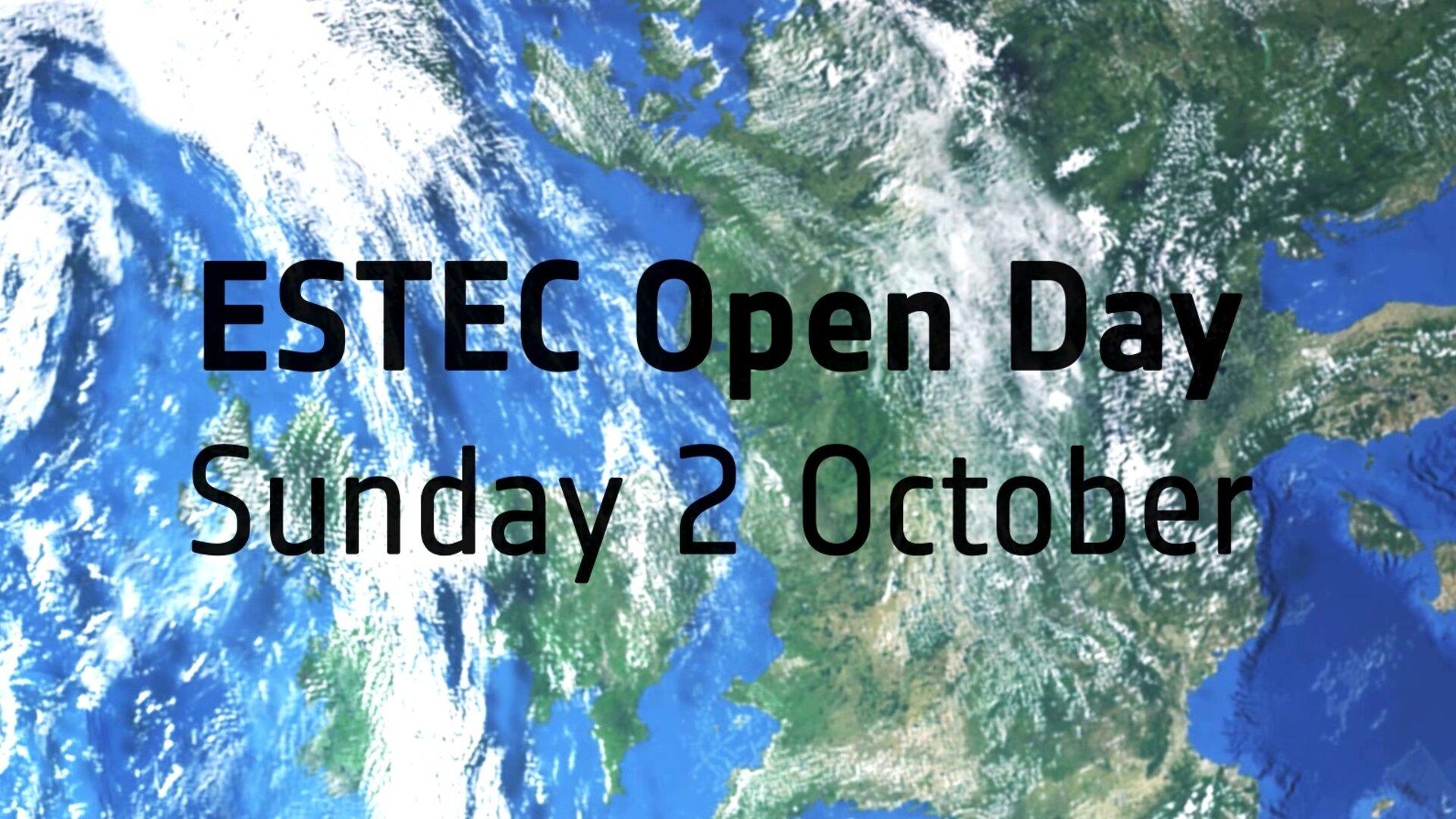 ESA - ESTEC Open Day 2016