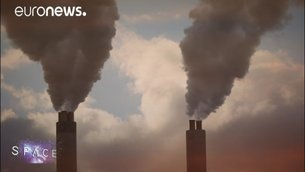 ESA Euronews : Atmospheric pollution