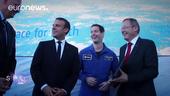 Pariser Luftfahrtschau: Heimkehrer aus dem All, Menschen auf dem Mars und der Stratobus