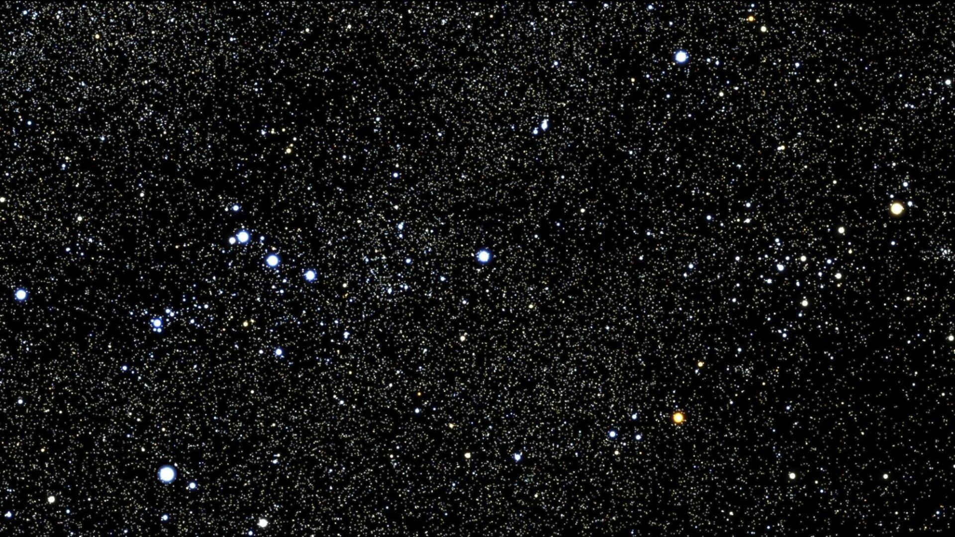 orion constellation esa ile ilgili görsel sonucu