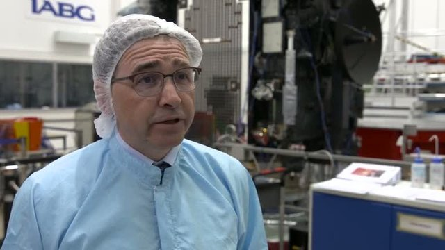 a0a0d3f3 ESA Television - Videos - 2019 - 03 - Testing Solar Orbiter - Soundbites – CÉSAR  GARCÍA, SOLAR ORBITER PROJECT MANAGER, ESA (English)