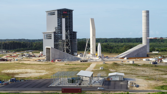 Ariane 6: taking shape
