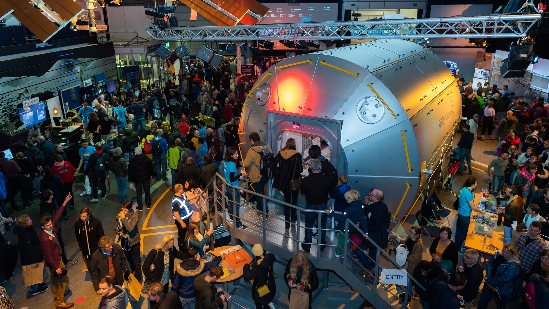 ESA - ESA Open Day in the Netherlands 2019