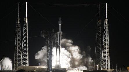Solar Orbiter liftoff