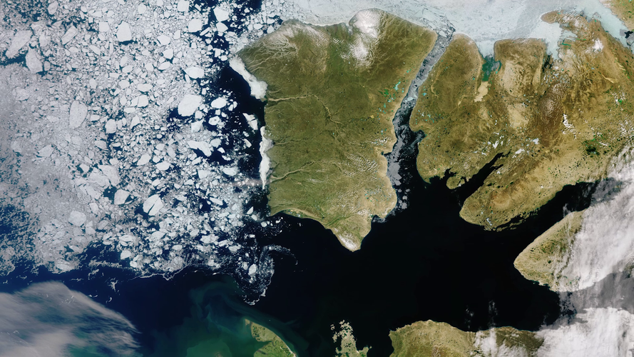 EFS 352 - Candaian Arctic Achipelago