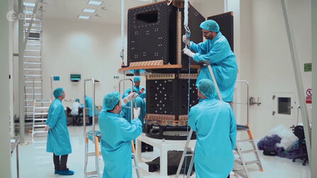Vega's new SSMS dispenser provides routine affordable access to space for small satellites.
