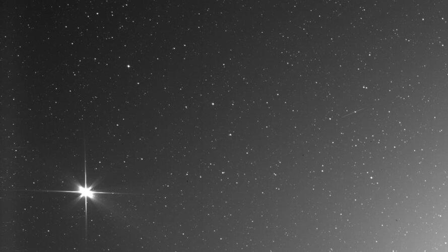 Solar Orbiter snaps Venus, Earth and Mars
