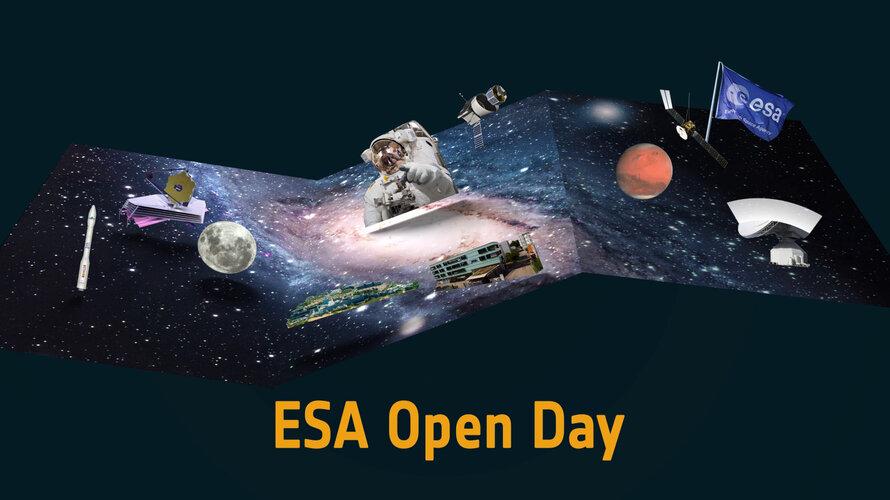 ESA Open Day 2021