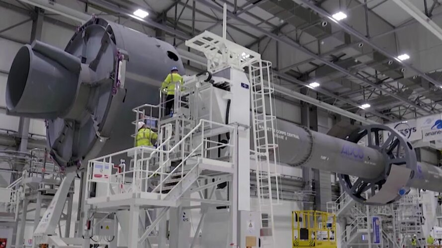 Ariane 6 development: progress on all fronts