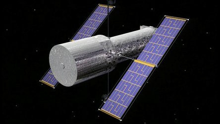 HST - Solar Array Replacement - Hubble