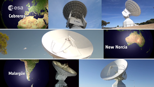 Estrack profile video