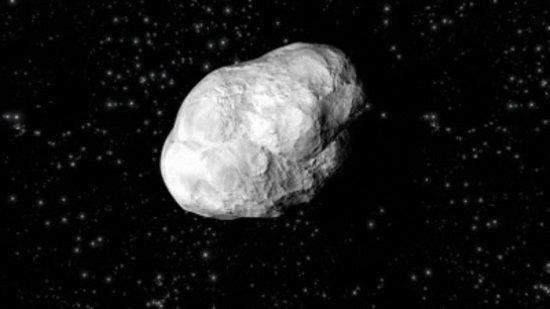 asteroider og kometer