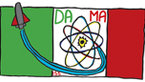 DAMA mission logo