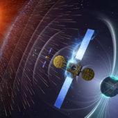 ESA Space Situational Awareness: detecting space hazards