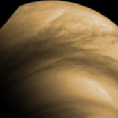 Venus cloud tops